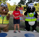 Born Learning Trail Opens at Lake Creek Park in Round Rock during Pop Up Play Day