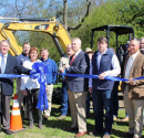 Mississippi Public Service Commission Chairman Cuts Ribbon on Atmos Energy Gas Line Expansion