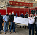 Atmos Energy Commits $105,000 to Colorado and Kansas Fire Departments in Remembrance of 9/11