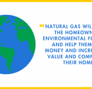Natural Gas Provides Energy Efficiency, Lower Environmental Impact in New Home Construction
