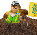 Gus the Gopher for Atmos Energy_Teaser