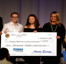 Atmos Energy Donates Scholarship to Martin Luther King Jr. Celebration