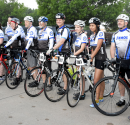 Atmos Energy Bike Team Raises $13,000 for Multiple Sclerosis Research