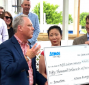 Atmos Energy donates $50,000 to Refill Initiative