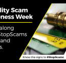 Utility Scam Awareness Day