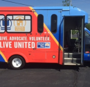 Atmos Energy donates bus to local United Way