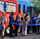 United Way of Washington County, TN receives needed bus from Atmos Energy