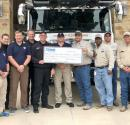 Bryan/College Station Donation