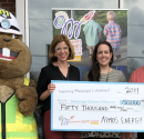 Atmos Energy Makes $50,000 Donation To Mississippi Children's Museum