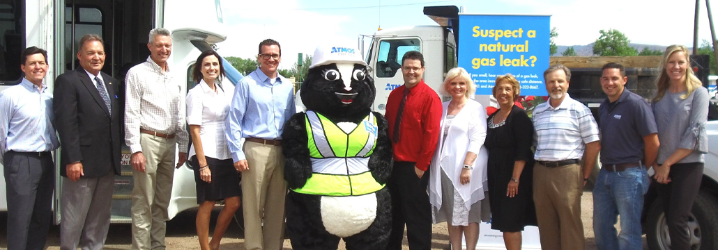 Atmos Energy Donates Ninth Mobile Services Bus