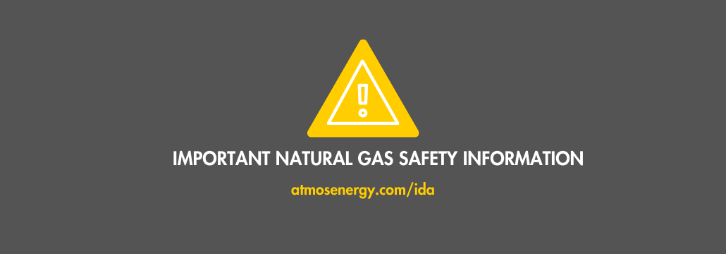 Important Natural Gas and Hurricane Safety Information