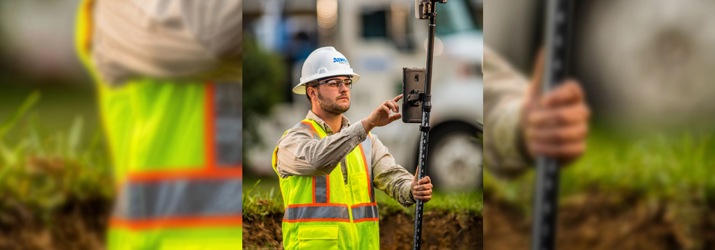 Innovation: Atmos Energy uses new technology to electronically collect construction data
