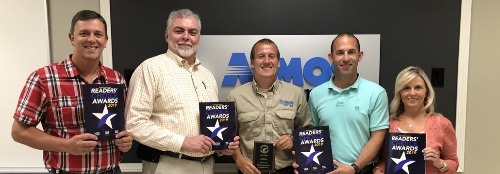 Atmos Energy Recognized as Top Utility Company
